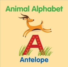 Animal Alphabet, Board book Book