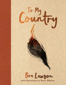 To My Country, Hardback Book