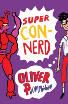 Super Con-Nerd, Paperback / softback Book