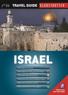 Israel Travel Pack, Mixed media product Book