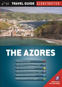 Azores Travel Pack, Mixed media product Book