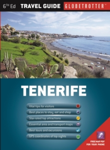 Tenerife Travel Pack, Mixed media product Book