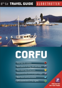 Globetrotter Travel Pack - Corfu, Mixed media product Book