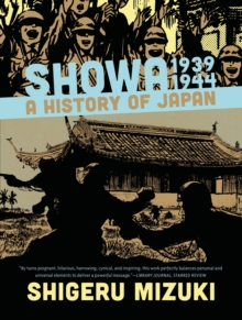 Showa 1939-1944 : A History of Japan, Paperback / softback Book