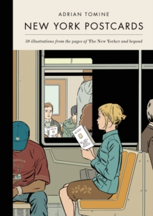 New York Postcards : 30 Illustrations from the Pages of the New Yorker and Beyond, Postcard book or pack Book