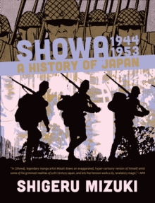 Showa 1944-1953 : A History of Japan, Paperback Book