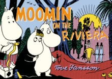 Moomin on the Riviera, Paperback Book