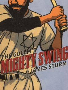 The Golem's Mighty Swing, Paperback / softback Book