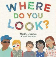 Where Do You Look?, Hardback Book