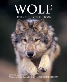 Wolf : Legend, Enemy, Icon, Paperback Book