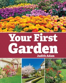 Your First Garden, Paperback Book