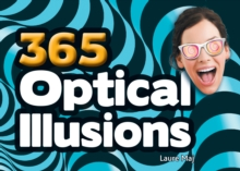 365 Optical Illusions, Paperback Book