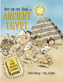 Hot On The Trail In Ancient Egypt, Paperback Book