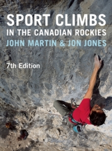 Sport Climbs in the Canadian Rockies, Paperback / softback Book