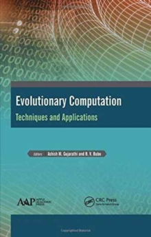 Evolutionary Computation : Techniques and Applications, Hardback Book