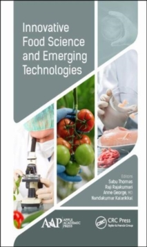 Innovative Food Science and Emerging Technologies, Hardback Book