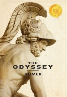 The Odyssey (1000 Copy Limited Edition), Hardback Book