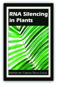 RNA Silencing in Plants, Hardback Book