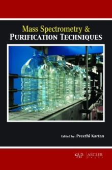 Mass Spectrometry & Purification Techniques, Hardback Book