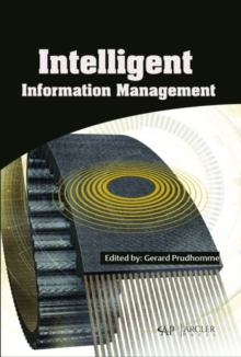 Intelligent Information Management, Hardback Book