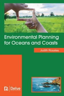 Environmental Planning for Oceans and Coasts, Hardback Book