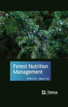 Forest Nutrition Management, Hardback Book
