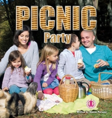 Picnic Party, Paperback / softback Book