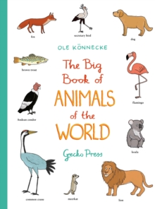 The Big Book of Animals of the World, Paperback Book