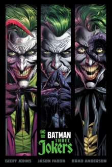 Batman: Three Jokers, Hardback Book