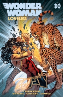 Wonder Woman Volume 3: Loveless, Paperback / softback Book