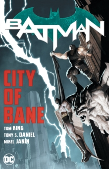 Batman: City of Bane : The Complete Collection, Paperback / softback Book