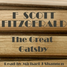 The Great Gatsby, eAudiobook MP3 eaudioBook