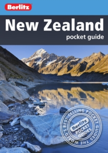 Berlitz: New Zealand Pocket Guide, Paperback Book