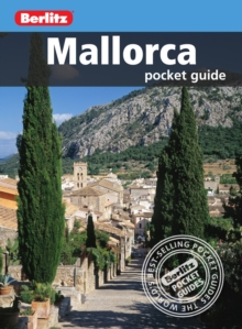 Berlitz: Mallorca Pocket Guide, Paperback Book