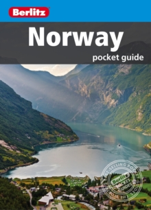 Berlitz: Norway Pocket Guide, Paperback Book