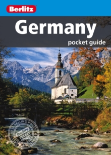 Berlitz: Germany Pocket Guide, Paperback Book