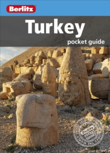 Berlitz Pocket Guide Turkey, Paperback Book