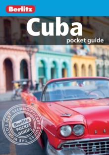 Berlitz: Cuba Pocket Guide, Paperback Book