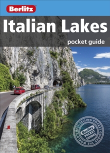Berlitz Pocket Guide Italian Lakes, Paperback Book
