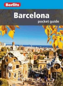 Berlitz Pocket Guide Barcelona, Paperback Book