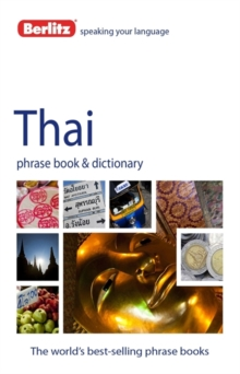 Berlitz Phrase Book & Dictionary Thai, Paperback Book