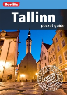 Berlitz Pocket Guide Tallinn, Paperback Book