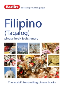 Berlitz Phrase Book & Dictionary Filipino, Paperback Book