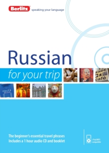 Berlitz Language: Russian for Your Trip, Paperback Book