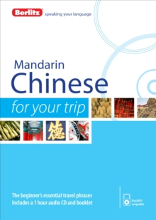 Berlitz Language: Mandarin Chinese for Your Trip, Mixed media product Book