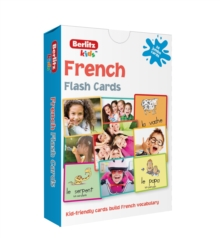 Berlitz Language: French Flash Cards, Cards Book