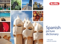 Berlitz Spanish Picture Dictionary, Paperback / softback Book