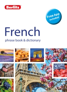 Berlitz Phrase Book & Dictionary French, Paperback Book