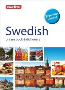 Berlitz Phrase Book & Dictionary Swedish, Paperback Book