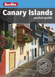 Berlitz: Canary Islands Pocket Guide, Paperback Book